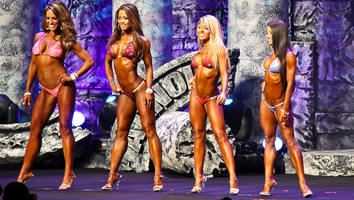 body fitness competitions