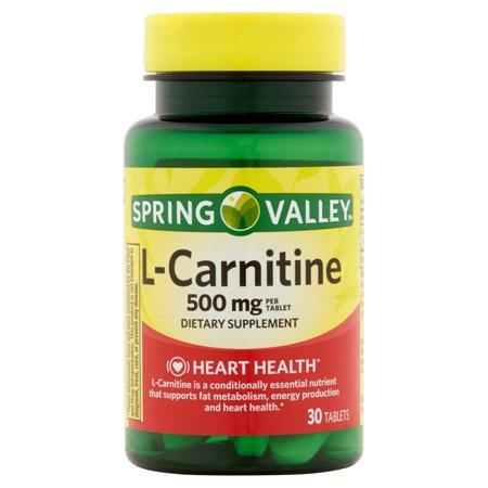 l-carnitine as a fat burner