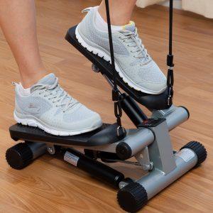 Mini stepper exercise
