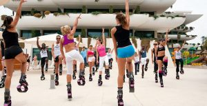 Kangoo jumps classes