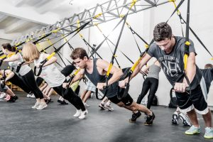Group TRX Workout