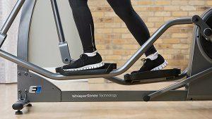 Eliptical machine workout